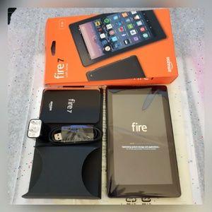 Amazon Accessories - Amazon Fire 7 w/Alexa 🛑FINAL PRICE. NO OFFERS🛑